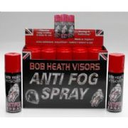 Bob Heath anti-fog spray